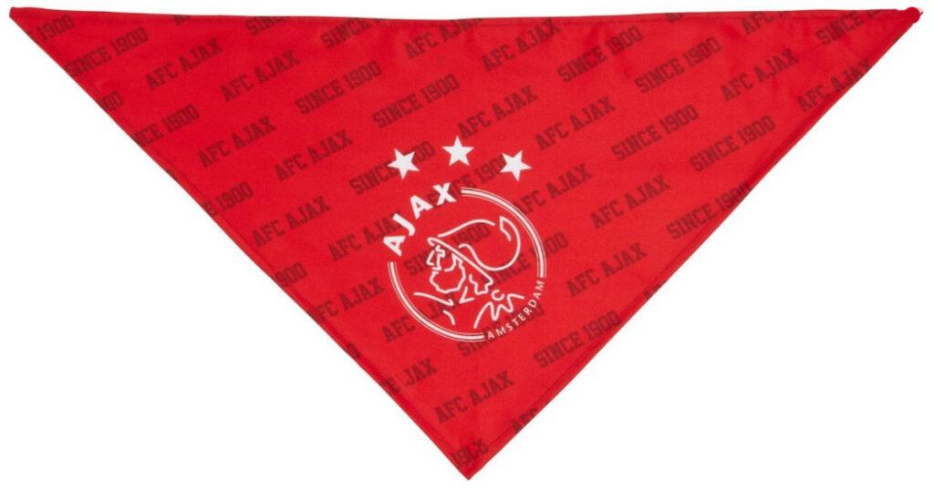 ajax bandana sjaal voor hond
