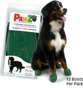 hondenschoenen pawz wegwerp biologisch afbreekbaar grote honden