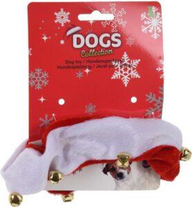 santa christmas halsband hond