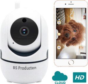 honden camera