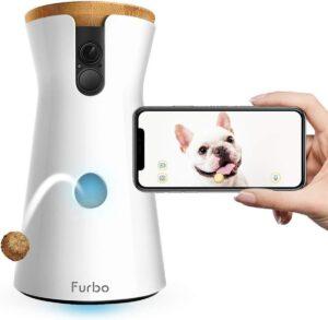 honden camera snackautomaat snack uitwerper