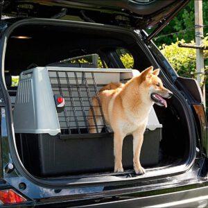 hondenbench ferplast auto